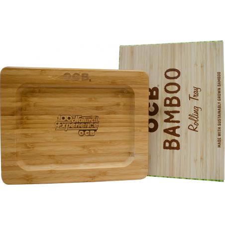 Ocb Bandeja Bamboo Mediana 23X18Cm
