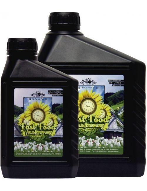 Bac Bac Fast Food Mineral 750Ml - Abono - Astro Growshop