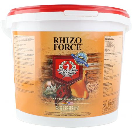 House & Garden Rhizo Force 4.54Kg
