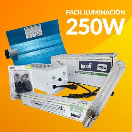 Pack Sodio Kasvi 250W