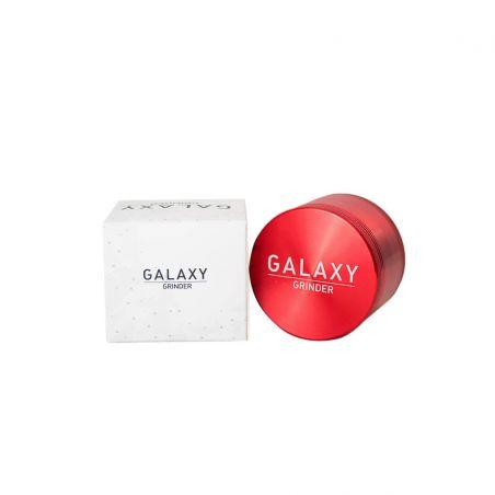 Galaxy Grinder Aluminio 4 Partes 63mm