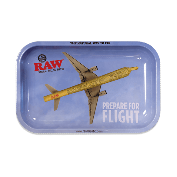 Raw Bandeja Metálica Fly High Mediana