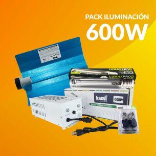 Pack Sodio Kasvi 600W