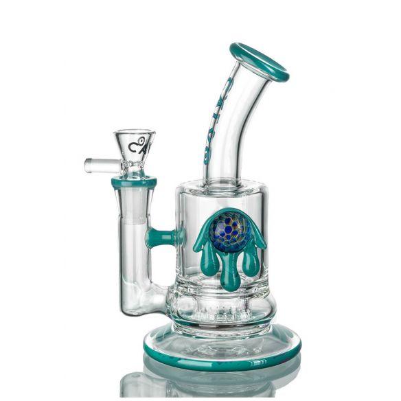 Calvo Glass Bong Mini Implosion