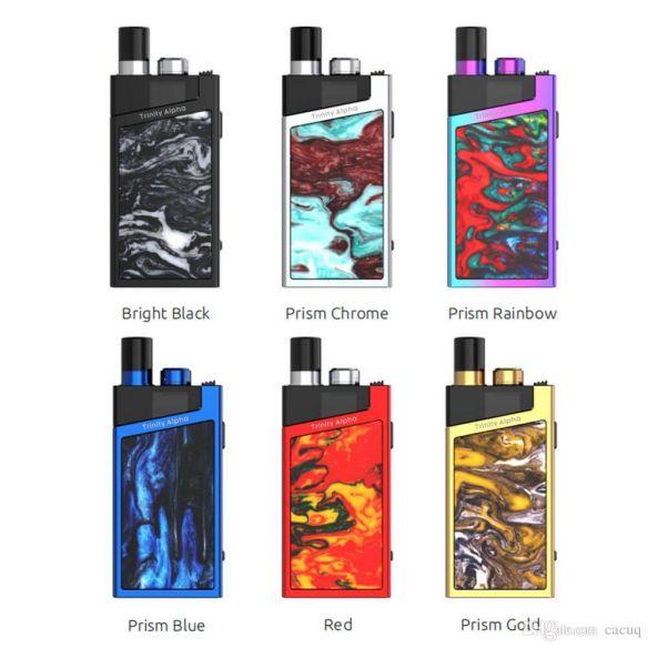 Smok Vaporizador Trinity Alpha Kit