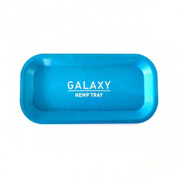 Galaxy Grinder Hemp Rolling Tray