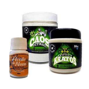 Pack Anti Plagas