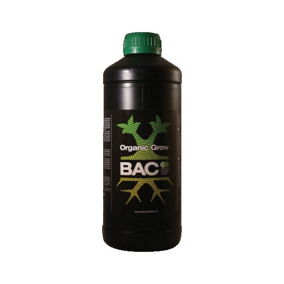 Bac Organic Grow 500ml - Fertlizante De Vegeta