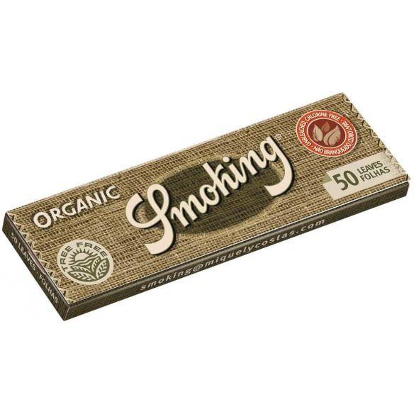 Smoking Papelillo Orgánico N9 1 1/4