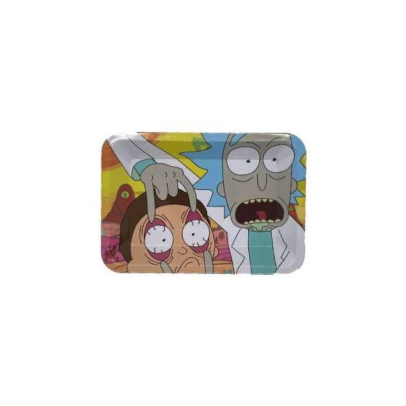Be Terp Bandeja De Enrolado Pequeña Rick & Morty