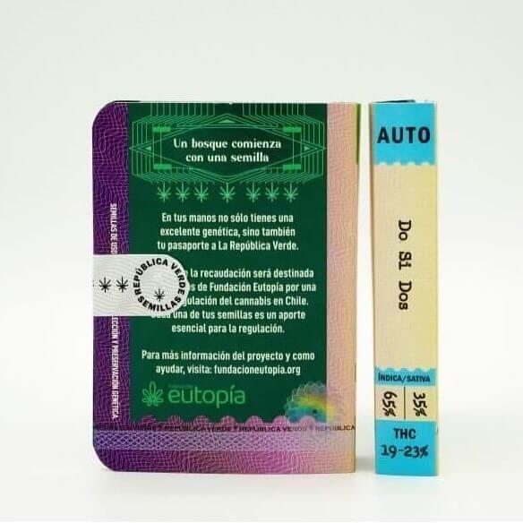 República Verde Do Si Dos Auto X3
