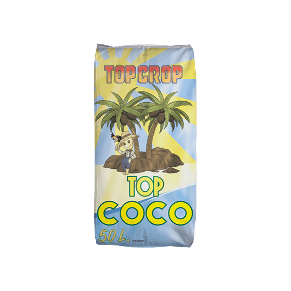 Top Crop Sustrato Top Coco 50lts