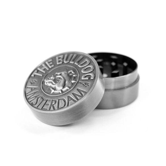 Bulldog Moledor Metálico 2 partes