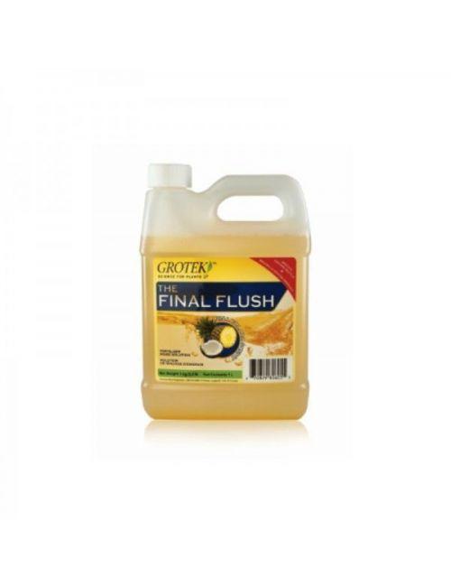 Grotek Final Flush Piña Colada 1Lt - Lavado De Raices