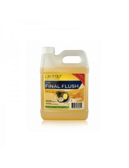 GROTEK FINAL FLUSH PIÑA COLADA 1LT