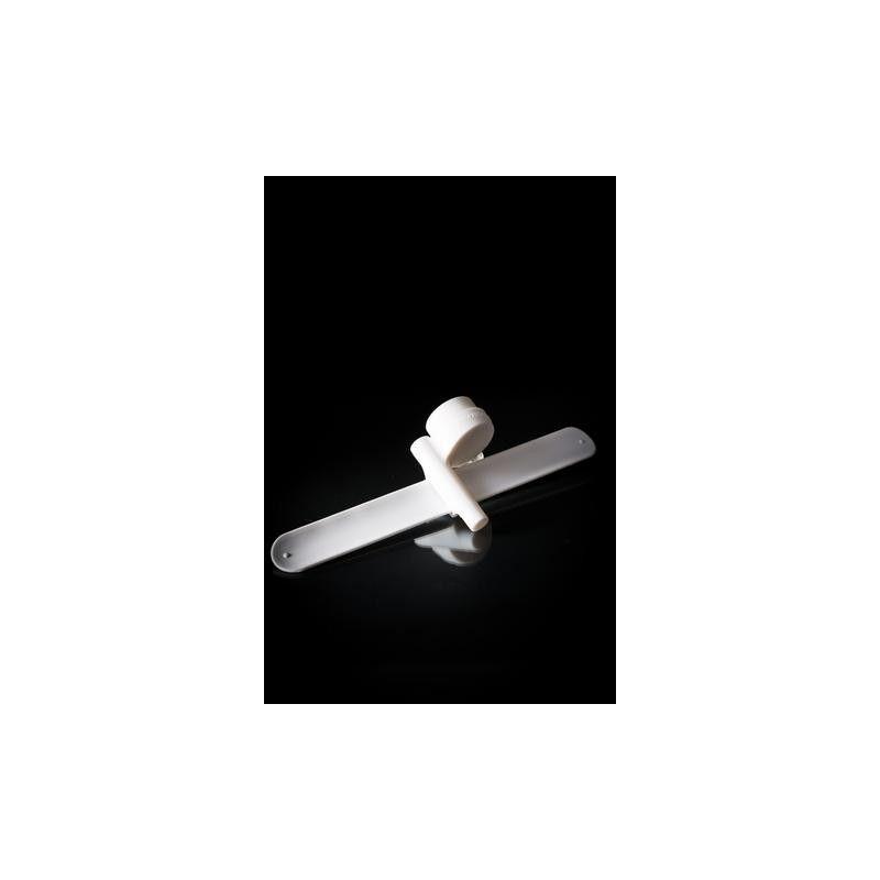 juntos plegable 2in1 mano reflectores en plata y blanco 100cm x 150cm