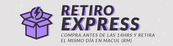 Retiro express
