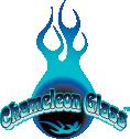 Chameleon glass