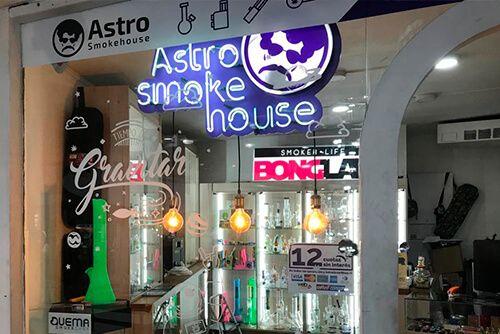 Astro SmokeHouse
